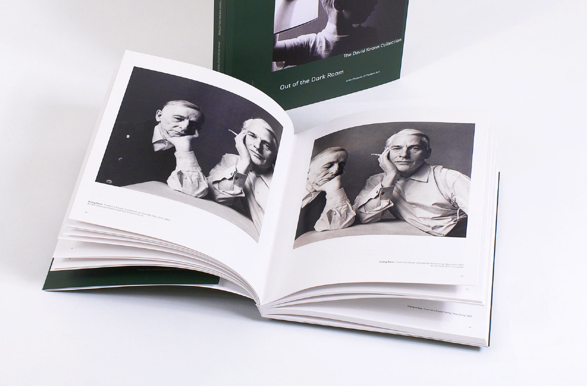 Printed publication of the David Kronn collection