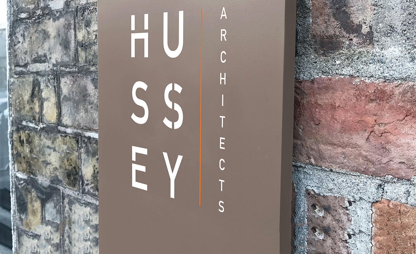 Hussey_Signage