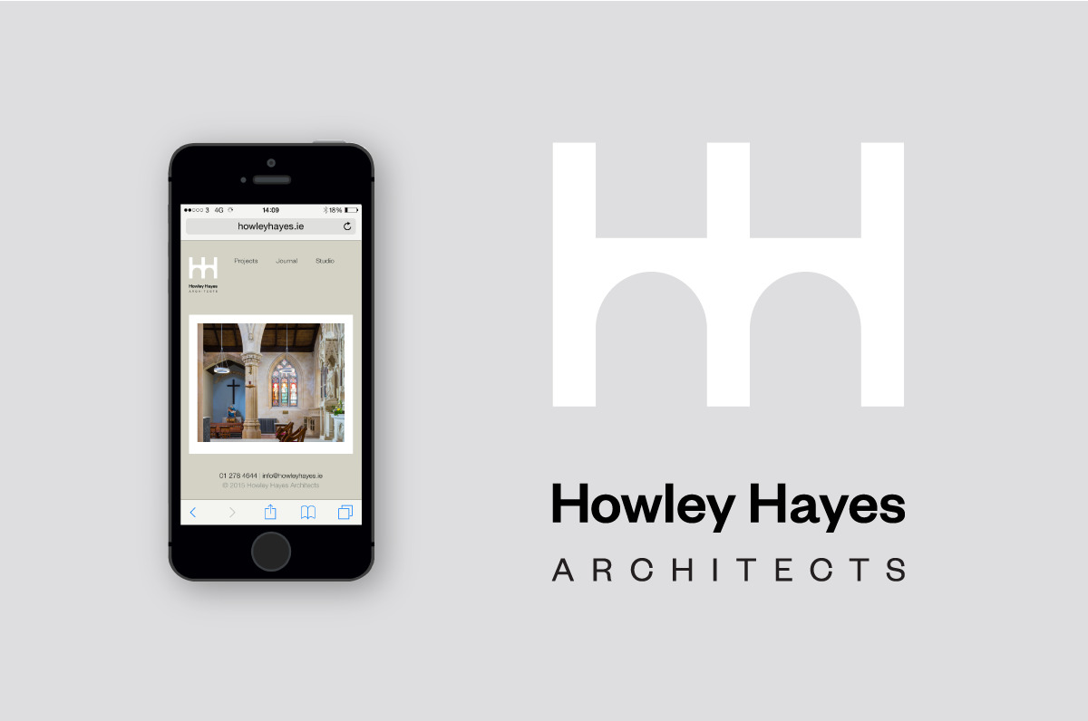 Visual Identity and logo created for Howley Hayes