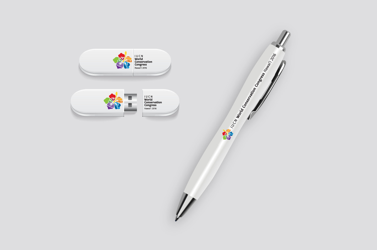 Branding and identity for IUCN - Pen