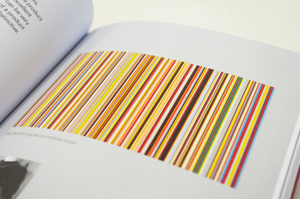 Colourful graphic design with the Design Law Handbook