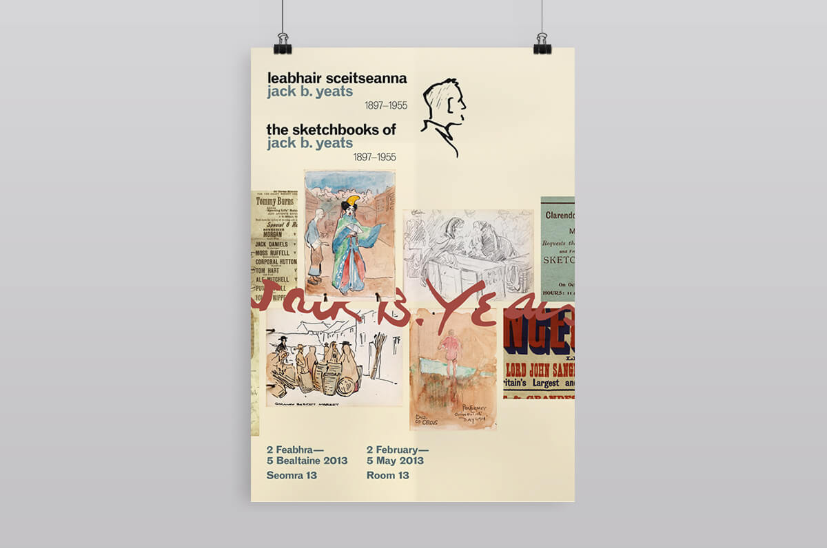A poster design.